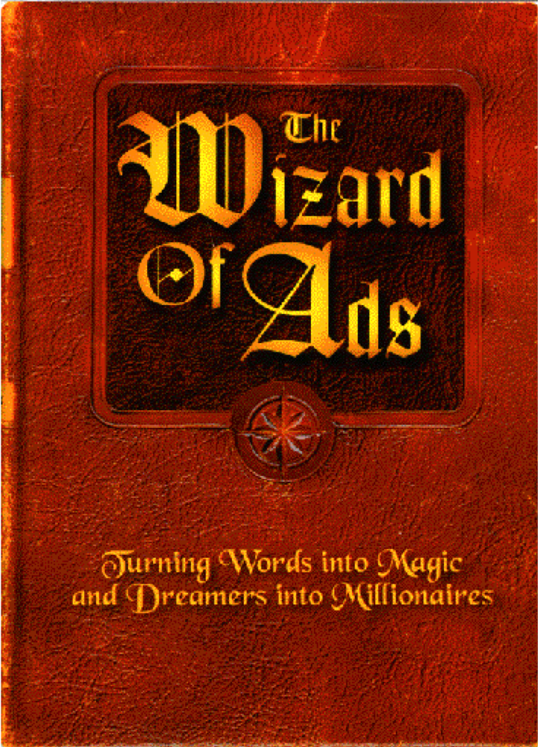 Best Selling Book Wizard of Ads